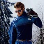 Porque no hay dos sin tres, Wouter Peelen protagoniza la campaña de invierno de Trands
