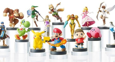 Nintendo ya ha vendido 5.7 millones de figuras amiibo