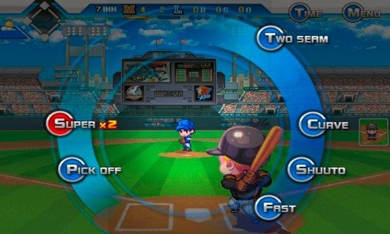 Baseball Superstars 2, juego