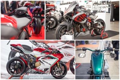 Macro-galería del Salón BCN Moto 2015