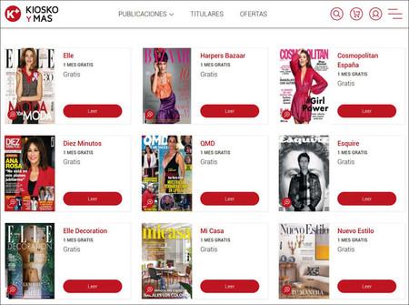 Hearst Espana Ofrece Acceso Gratuito A Sus Revistas Article Apaisada