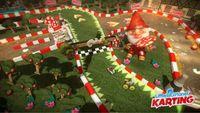 'LittleBigPlanet Karting' nos enseña en un simpático vídeo buena parte de sus posibilidades creativas [E3 2012]