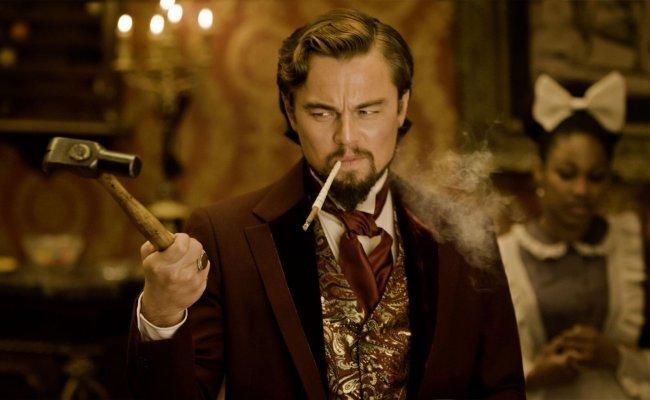 Leonardo DiCaprio en Django Desencadenado