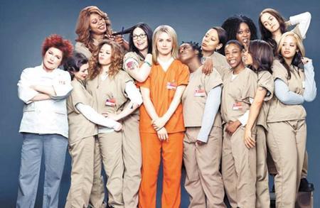 'Orange is the New Black' es el proyecto propio más visto de Netflix