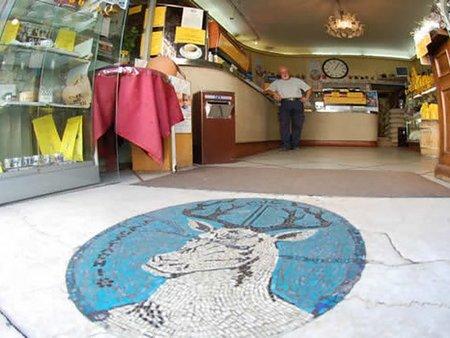 Sant'Eustachio, una cafetería tradicional romana
