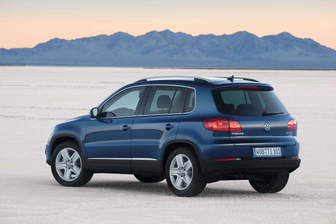 Foto de Volkswagen Tiguan 2011 (19/33)