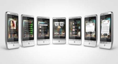 Aparece la actualización del HTC Hero...en Dinamarca