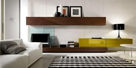 Muebles Para Un Salon Modernodecomodernacommdfrect