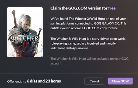 Gog The Witcher