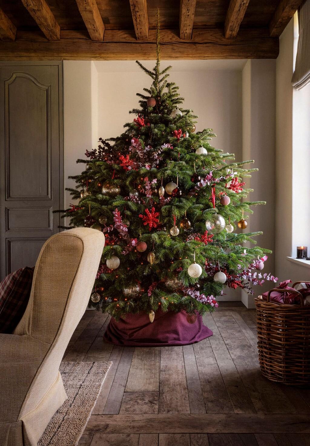 El nuevo editorial de Zara Home nos presenta una Navidad serena, natural y armónica