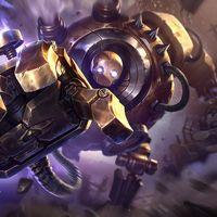 Blitzcrank actualizará al fin sus dos pasivas anticuadas para eliminar RNG en el juego