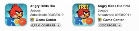 angry birds rio app store apple ios