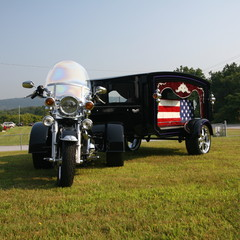 Foto 12 de 15 de la galería tombstone-hearse-trikes en Motorpasion Moto