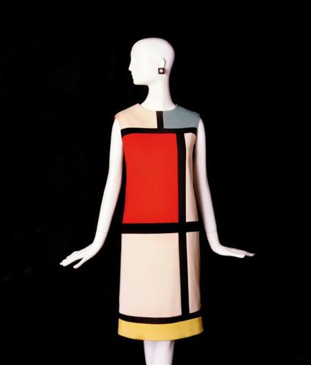 YSL Mondrian