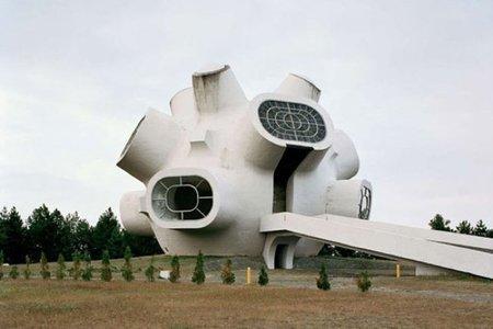 Spomenik, la Yugoslavia más cósmica