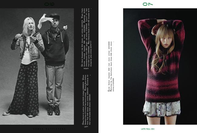 Foto de Catálogo Urban Outfitters Otoño-Invierno 2011/2012 (10/28)