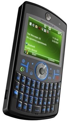 Movistar presenta el Motorola Q9h con HSDPA