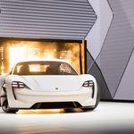Porsche pretende que el Porsche Mission E logre el 10% de sus ventas en 2019