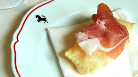 Massimo Bottura lo hace de nuevo.... y, ¡ahora junto a Ferrari!