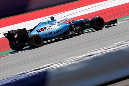 Russell Austria F1 2019