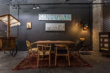 Si tu favorito es el estilo industrial tienes que ver las propuestas de Singular Market
