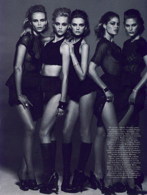 Ça, c'est Paris! en Vogue París