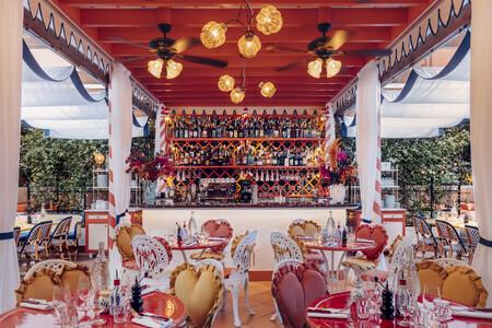 Restaurantes con terraza Madrid