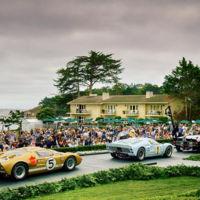 El concurso de Pebble Beach y la Monterey Car Week en 23 fotos