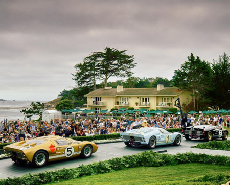 El concurso de Pebble Beach y la Monterey Car Week en 23 fotos
