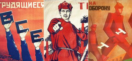 43 ejemplos de cartelería soviética que hicieron de la propaganda un arte insuperable