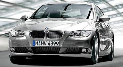 BMW Serie 3 Coupé E92, más fotos oficiales