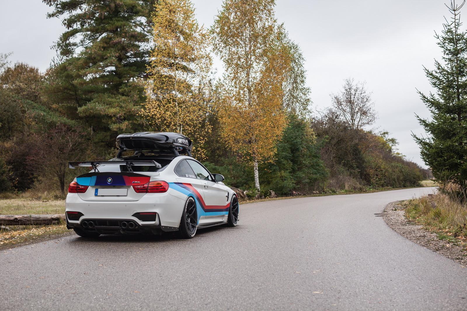 Foto de BMW M4R (21/29)