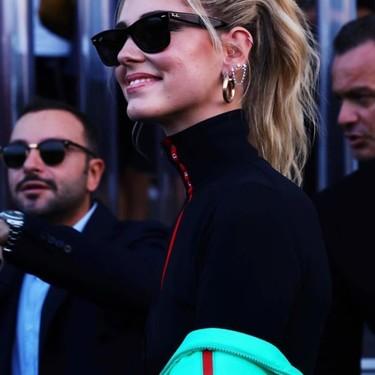 El street style de Milán es de otra pasta: las celebrities no se pierden la MFW por nada del mundo
