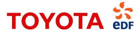 Toyota y EDF también se alían en Francia para probar híbridos enchufables