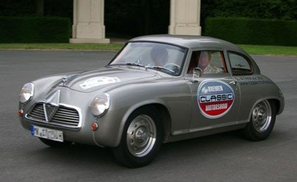 1954 Borgward Hansa 1500 SP-C