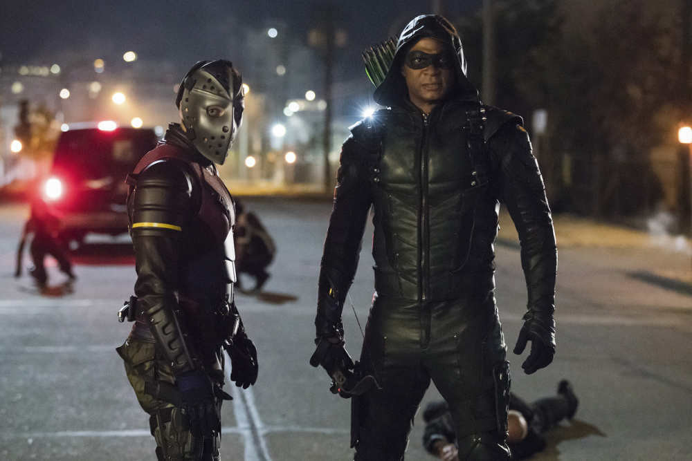 Arrow Season 6 Photos 44