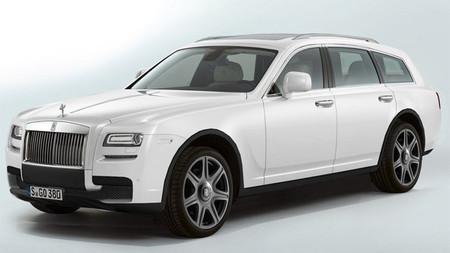 El SUV de Rolls-Royce aparecerá en 2018 según Autobild