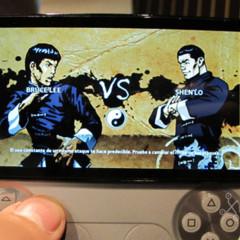 Foto 2 de 12 de la galería xperia-play en Xataka Android