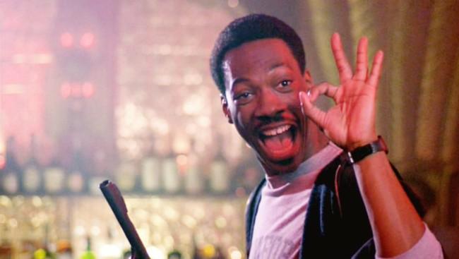 Eddie Murphy volverá a ser el Superdetective en Hollywood