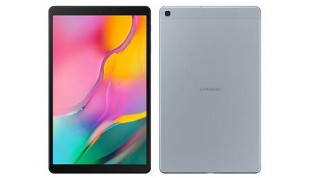 Samsung Galaxy Tab A 10.1 2019: Samsung renueva su tablet de 10,1 pulgadas con más potencia y un precio más ajustado