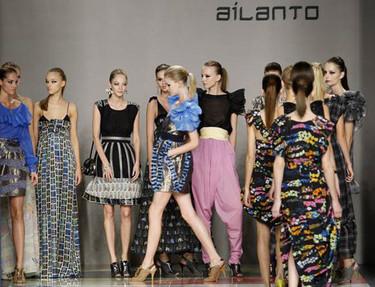 Ailanto Primavera-Verano 2010 en Cibeles Fashion Week