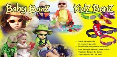 Gafas de sol y gorros para protegerse