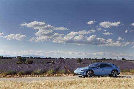 Porsche Taycan Cross Turismo Prueba Contacto 36