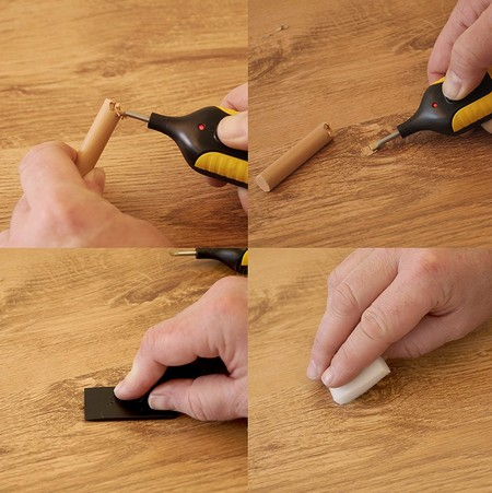Kit de reparación de madera