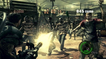 Resident Evil 5 Ps4 Xbox One 5