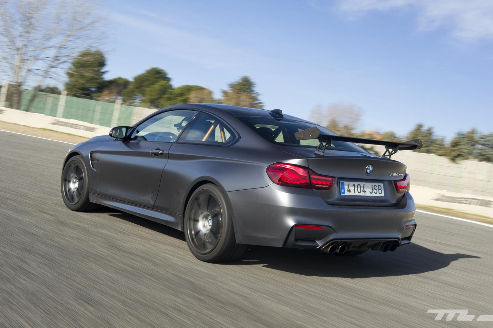 Foto de BMW M4 GTS (Prueba) (37/38)