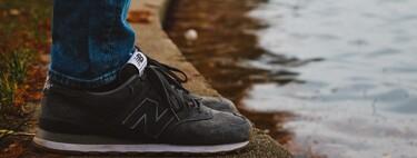 Chollos en tallas sueltas: zapatillas New Balance de hombre y mujer con hasta un 50% de descuento en El Corte Inglés