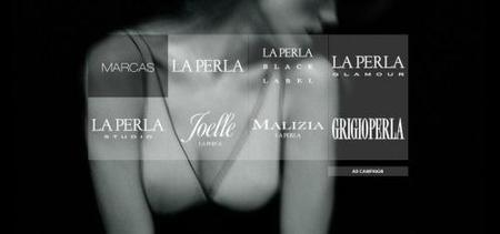 La Perla, la lencería italiana de lujo estrena web