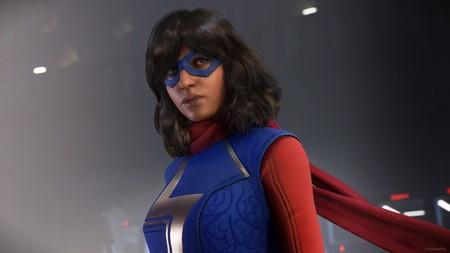 Kamala Khan, la nueva superestrella de Marvel y la verdadera protagonista de los Vengadores de Square Enix