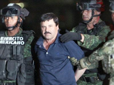 """Netflix y Univisión preparan serie de """"El Chapo"""""""